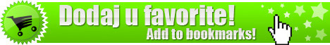 Dodaj SuperPopust.com u Favorite/Add to bookmarks